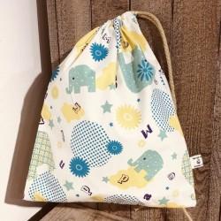 Grand sac à vrac réutilisable