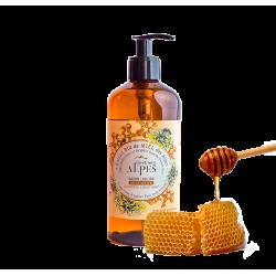 Savon liquide miel