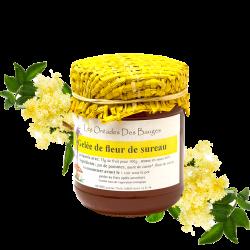 Gelée de fleur de sureau 250g