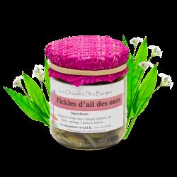 Pickles d'ail des ours